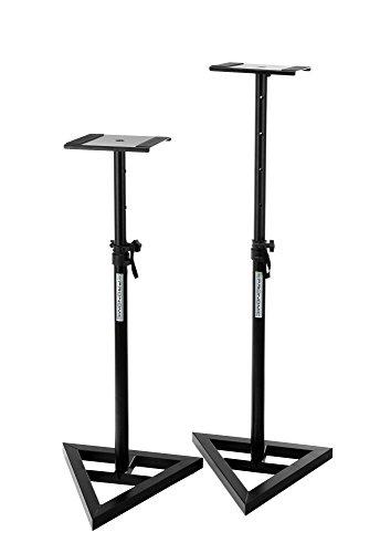 Pronomic SLS-10 pareja de soportes de altavoz para monitor de estudio