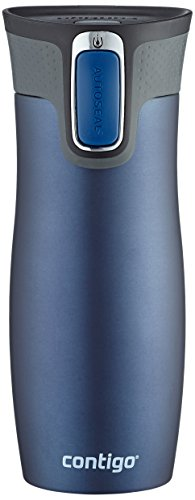 Contigo Thermobecher West Loop, Monaco  Blue Matt, 1000-0355