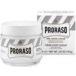 Proraso Pre Shave Cream for Ultra Sensitive Skin (100ml) by Proraso