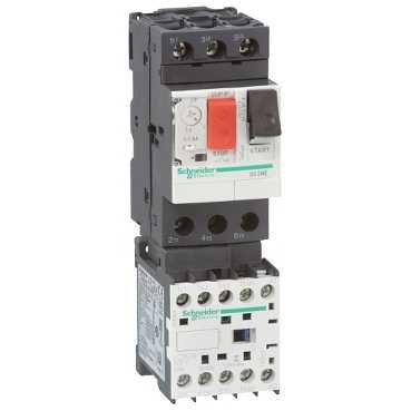 SCHNEIDER ELEC PIC - PC2 20 00 - ARRANCADOR DIRECTO/A 2 5-4A 230V 50/60HZ S1