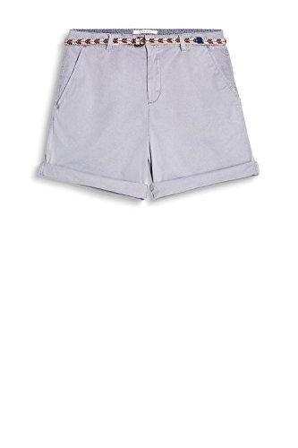Esprit 047ee1c005, Short Femme Violet (Lavender)