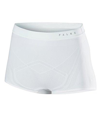 Falke Cool Underwear Slip brésilien Sous-vêtement de sport pour femme, Femme, FALKE Underwear Cool Briefs Women Blanc