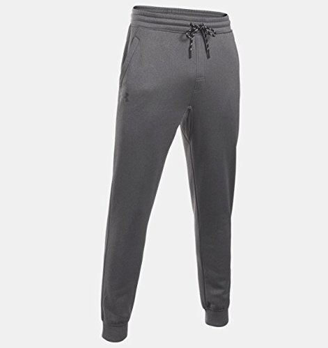 Under Armour Herren Fitness Hose Storm Af Icon Joggers Carbon Heather, S (Icon Hosen)