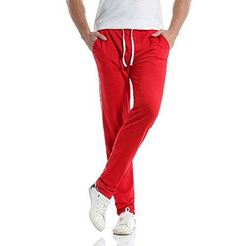 ELECTRI Homme Pantalons Sport Running Jogging Fitness Baggy Survêtement Rayure Sports de Loisirs Mode Casual Atomne Hiver