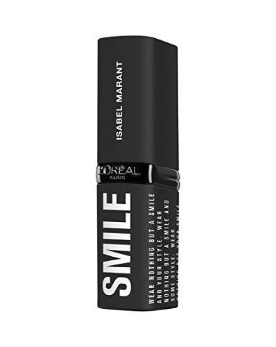 L'Oréal Paris MakeUp Rossetto Lunga Tenuta Isabel Marant Wanted Limited Edition, Colore Pieno e Finish Matte, Prugna, Belleville Rodeo