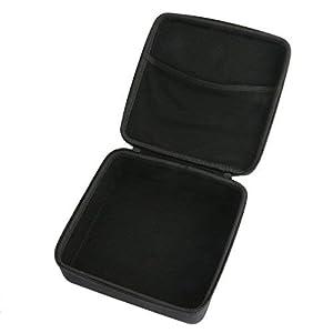 Für Black + Decker 18V Autosense Akku-Bohrschrauber, Autoselect-Technologie EVA Hart Reise Tragetasche Tasche von Khanka
