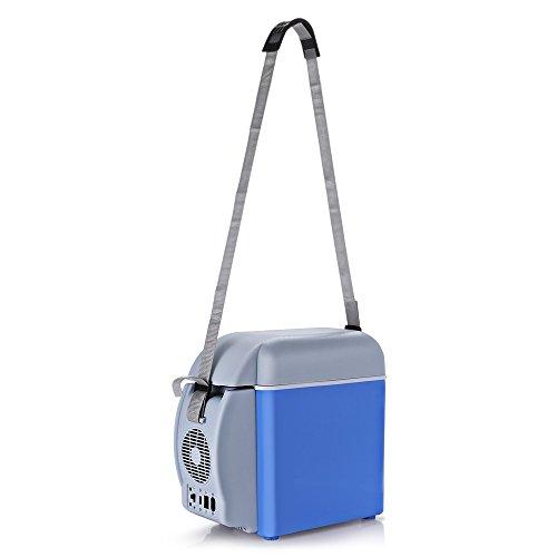 JXJ Refrigerador portátil de 7.5L para el hogar - Refrigerador para Acampar...