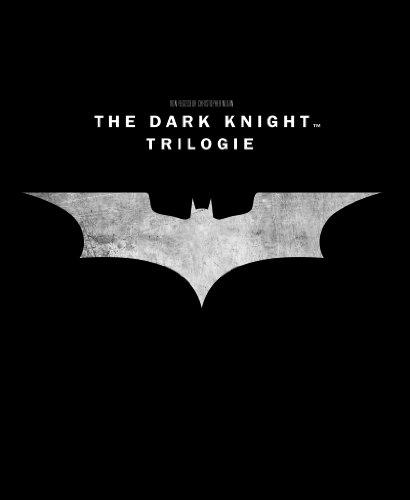 Bild von The Dark Knight Trilogy Steelbook Edition (exklusiv bei Amazon.de) (5 Discs) [Blu-ray]