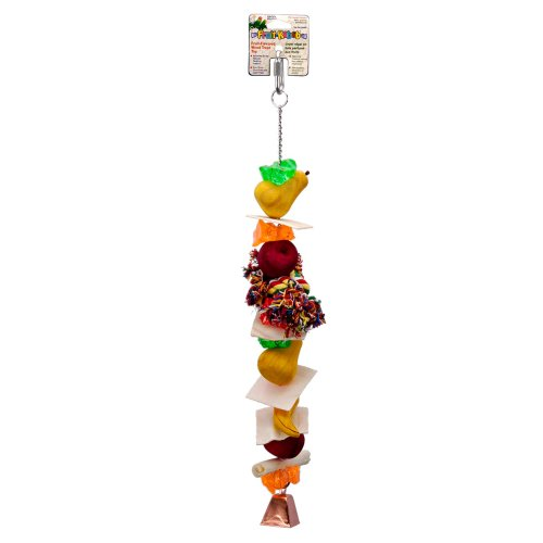 Penn-Plax Super Fruit Kabob Bird Toys