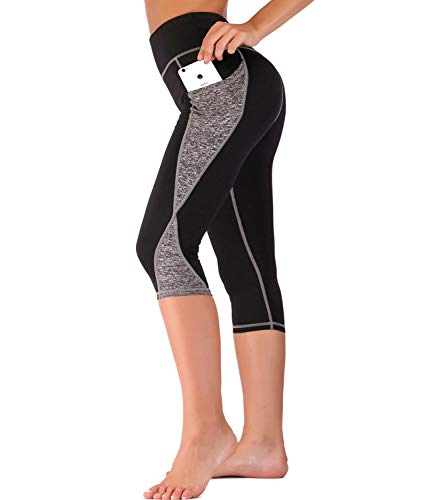 Well made, not thin yoga pants WITH POCKETS that wash incredibly well