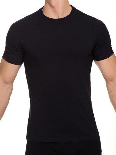 Bruno Banani - 2 For U - Shirt, Größe XL, Farbe Schwarz