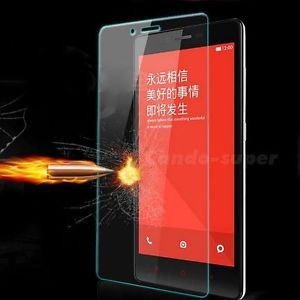 AA Tempered Glass Screen Protector for Xiomi Red mi Note/Note4 (Clear)