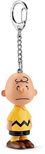 Preisvergleich Produktbild Schleich 22040 - Schlüsselanhänger Charlie Brown