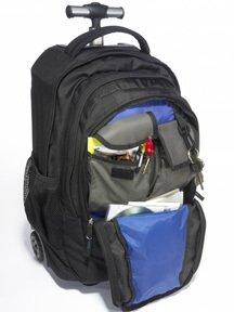 """JanSport Driver 8, wheeled Laptop 15"""" Bag (Black) by Jansport"""