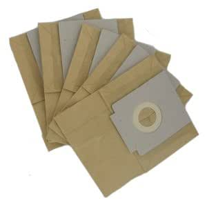 5 sac d`aspirateur papier Bluesky BVC8508