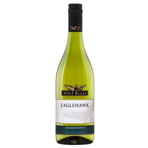 Wolf Blass Eagle Hawk Chardonnay White Wine (Case of 6 x 75cl Bottles)