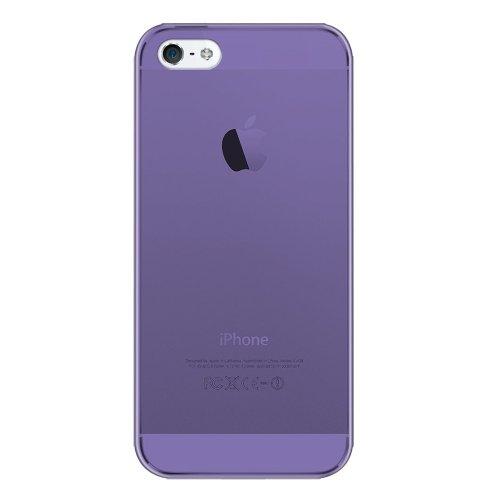 Katinkas Ultra Slim Case für Apple iPhone 5 lila dunkelviolett