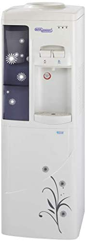Super General Hot&Cold Water Dispenser with cabinet/ 2 Taps/ 960 x 312 x 325 mm/ Water-Cooler-Dispenser/ I