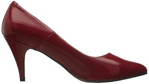Funtasma PUMP420/R Escarpins Femmes Red pat