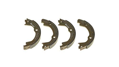 Brembo S10515 Bremsbacken für Handbremsen, Anzahl 4