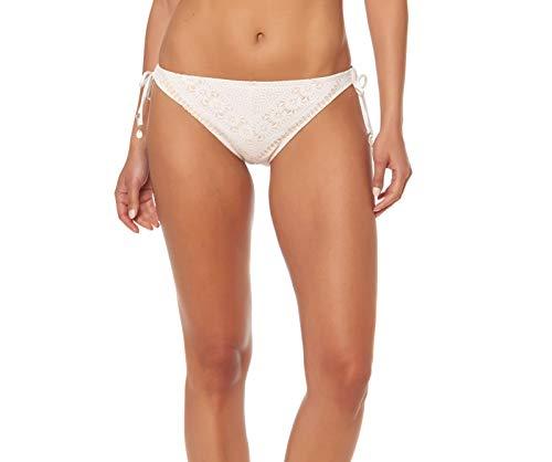 Bleu Rod Beattie Damen Sneak Peek Crochet Tie Side Hipster Bikini Bottom - Mehrfarbig - 38 -