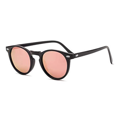 TIANKON Men Polarisierte Sonnenbrille Round Tac Lens Frame Driving Sonnenbrille Uv400,P5
