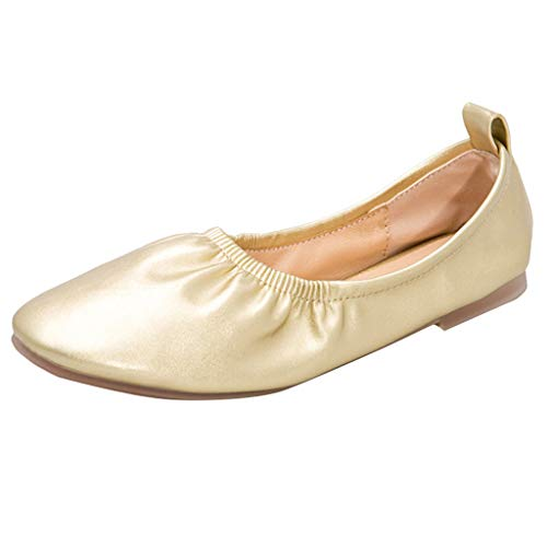 iHENGH Francesina Vintage Soft Leather Donna Shoes Women Moda Casual Pantofola Sneakers Scarpe Stampa Running Sport Respirante Donna Scarpa Ginnastica Fitness Ragazza Estate Regalo