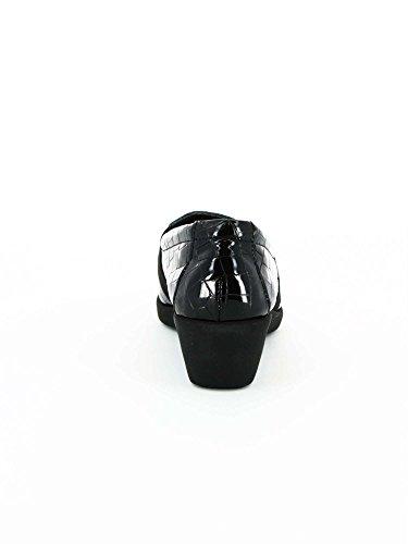 Susimoda 821366 F.66 Mocassin Noir Pour Femme