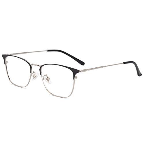 Retro Lesebrille, Transition Photochrom Progressive Multi Focus Varifocal No Line Allmähliche weitsichtige Sonnenbrille