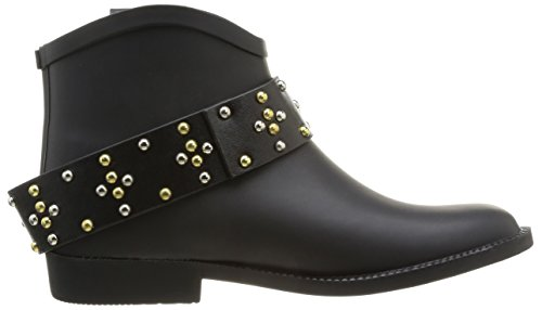 Tatoosh Johnny Damen Stiefel Schwarz (Noir (Black))