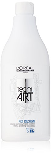 Loreal Fix (L'Oréal Professionnel TecniART Fix Design, 750 ml, 1er Pack, (1x 750 ml))