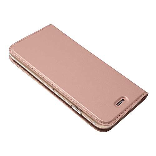 a3ee59eaa04 DENDICO Cover per Apple iPhone 7 / iPhone 8, Portafoglio Libretto Bumper  Portafo