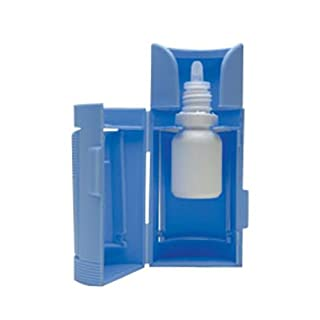 Homecraft Opticare Eye Drop Dispenser, Makes Application Easy and Safe, Vision Care For Elderly, Adults, Disabled, Arthritis, For Standard and Non-Standard Bottles, Drop Into Eye Without Struggle