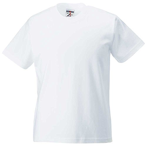 JerzeesHerren T-Shirt Weiß - Weiß