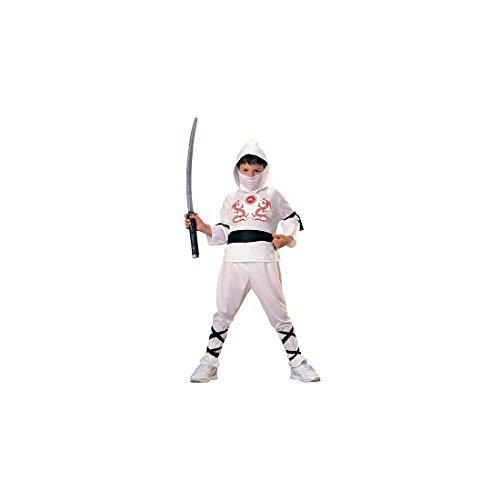 Preisvergleich Produktbild Rubies - Disfraz ninja blanco talla 5-7 años