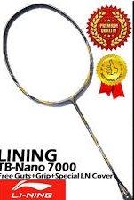 5. Li-Ning TB Nano 7000 Badminton Racquet