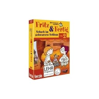 Fritz & Fertig! Folge 2: Schach im schwarzen Schloss (PC)