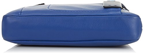 Piquadro Sac bandoulière, bleu (Bleu) - CA1358P15/BLU3 Blu