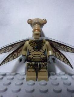 GEONOSIAN WARRIOR - LEGO Star Wars Minifiguren & Waffen