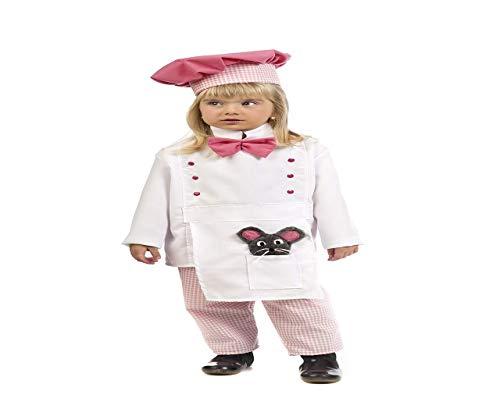 Limit Sport-MB784 Chef Niña, Multicolor, 3años (MB784)
