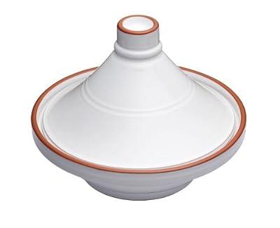 Kitchen Craft 28 Cm Ceramic Molten Tagine White from Kitchen Craft