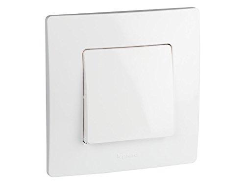 Legrand, 664520P3 - Interruptor pared, pack