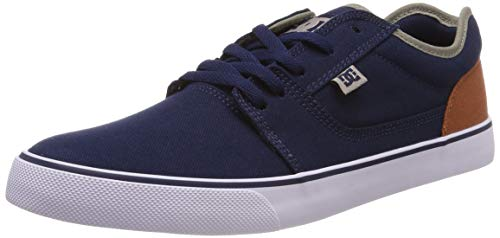 DC Shoes Herren Tonik TX Skateboardschuhe, Blau (Night Shade NTS), 44 EU
