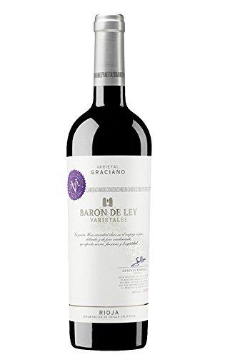 Barón De Ley Varietales Graciano 2014, Vino, Tinto, Rioja, España