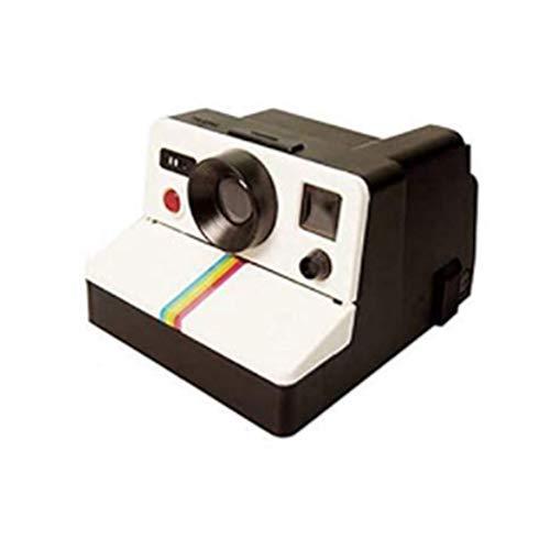 Papierrollenhalter WC im Polaroid Kamera Stil Retro