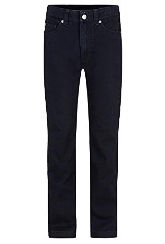 GATO NEGRO Kinderhose 5-pocket schwarz Kinder-Hose,Jungen,lang,Jeans,Basic