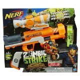 Nerf Zombie Strike Z.E.D. Squad Clear Shot