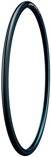 Michelin Dynamic Sport 700X23 - Cubierta de bicicleta, color negro / azul