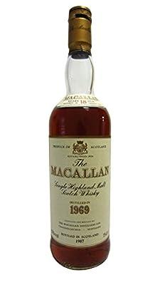 Macallan - Single Highland Malt - 1969 18 year old