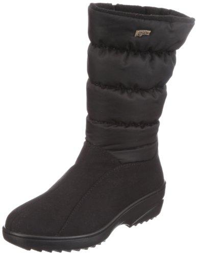 Florett Kitty 50641, Damen Schneestiefel, Schwarz (schwarz 60), EU 43 (Kitty Damen)